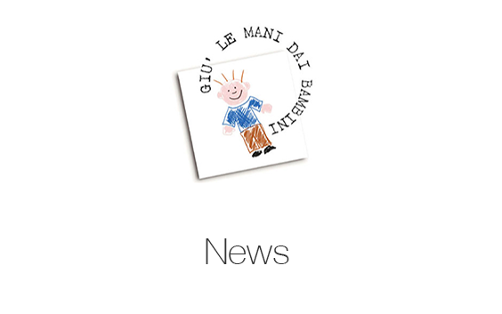 giù le mani dai bambini news