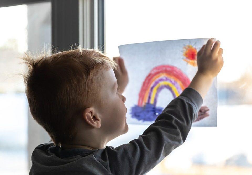 Bambini in difficoltà: come gestirli durante il lockdown